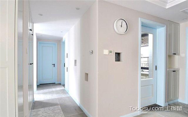 美式风格公寓装修案例