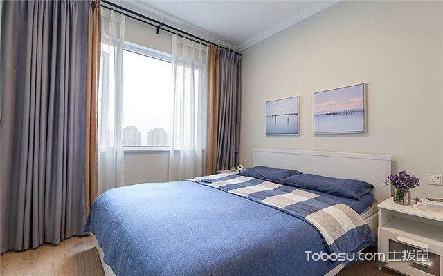 110平米北欧风格三居室装修设计之男孩房