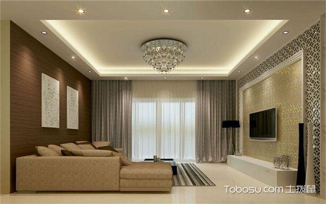 客厅装修要注意什么之基础装修不可省