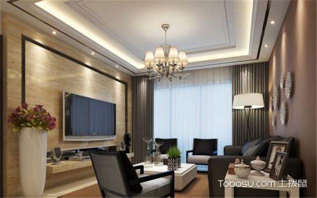 客厅装修要注意什么之客厅吊顶设计