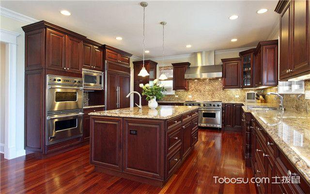 厨房装修要注意什么之灯光布置