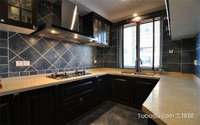 厨房装修要注意什么之合理利用空间