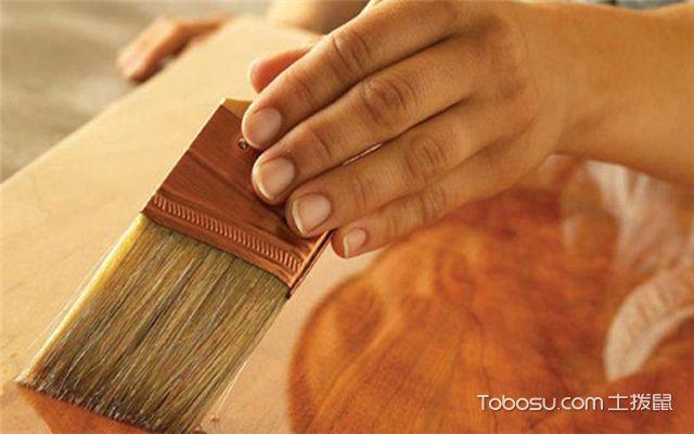 雨季装修注意事项-不要刷木制品漆