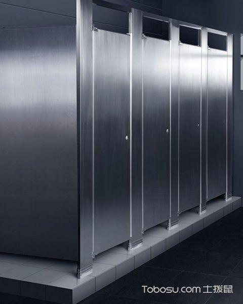 卫生间安装金属隔断的优点是什么