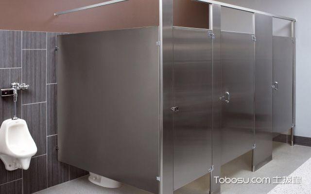 卫生间安装金属隔断好不好