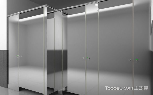 卫生间可以安装金属隔断吗