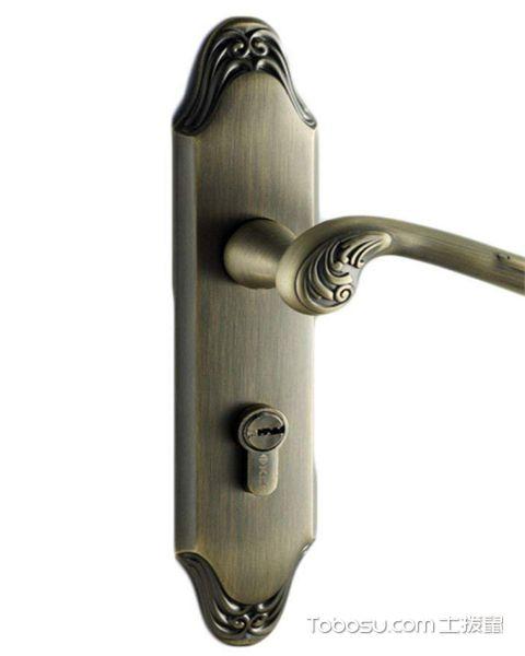 卧室门锁如何选购之重量和手感