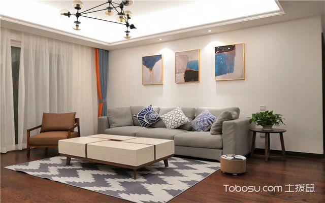 怎样装修客厅-地面的设计
