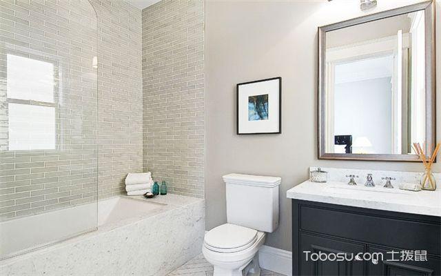 浴室瓷砖有哪些设计技巧