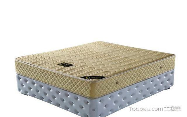 床垫选择哪种材质好之现代棕床垫