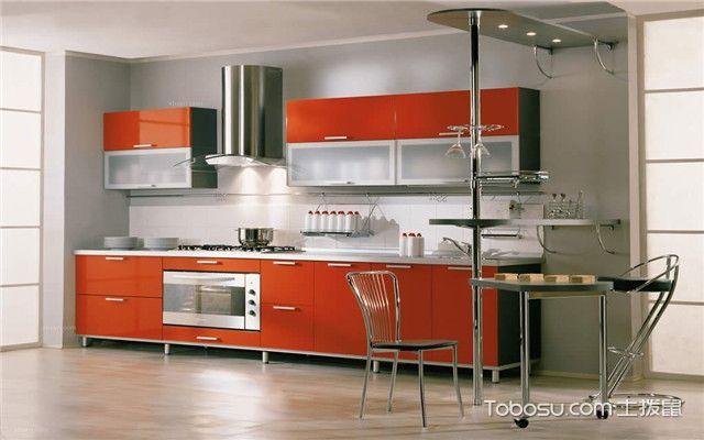 夏季厨房如何装修之巧用绿色