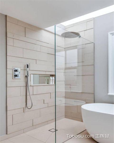 小户型如何设计淋浴房