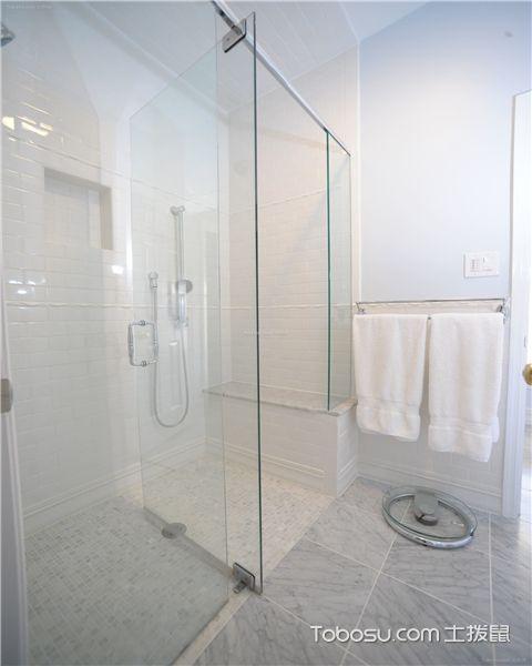 小户型如何设计淋浴房之干湿区划分