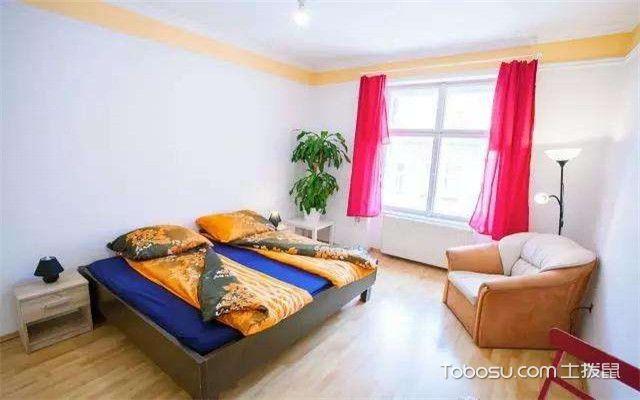 卧室角落空间怎么利用之摆放绿植