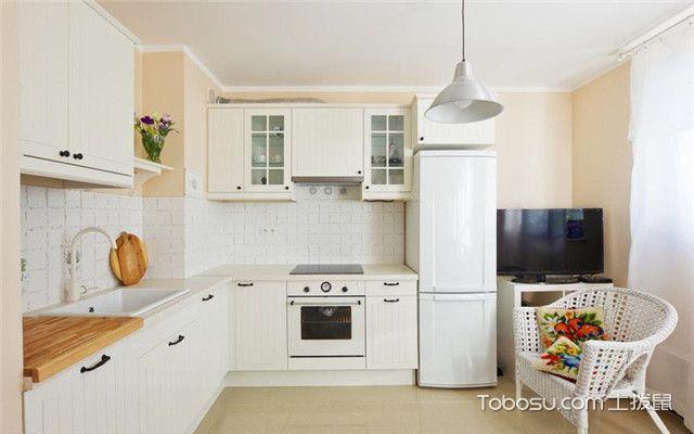 厨房怎么装修之便于清洁