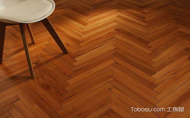 不同风格的拼花地板装修效果图赏析