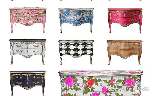 法式家具分类-法国知名家具品牌