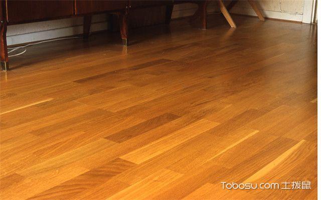 木地板怎么清洁