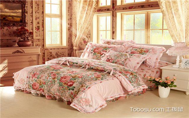 床上用品为什么会掉色
