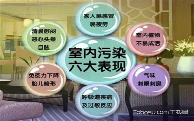 常见装修污染有哪些-室内装修污染表现