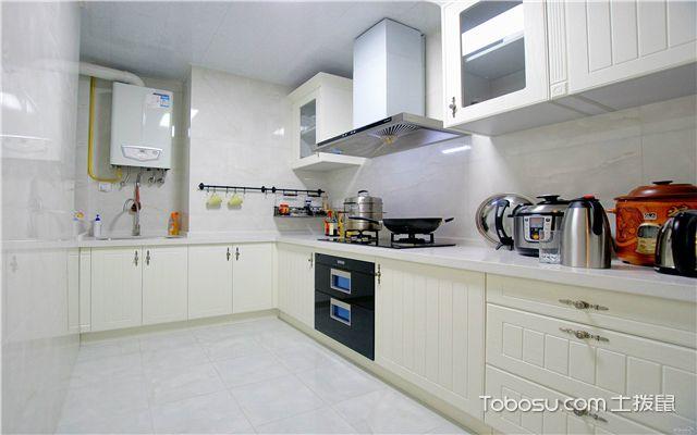 小户型厨房装修有哪些禁忌