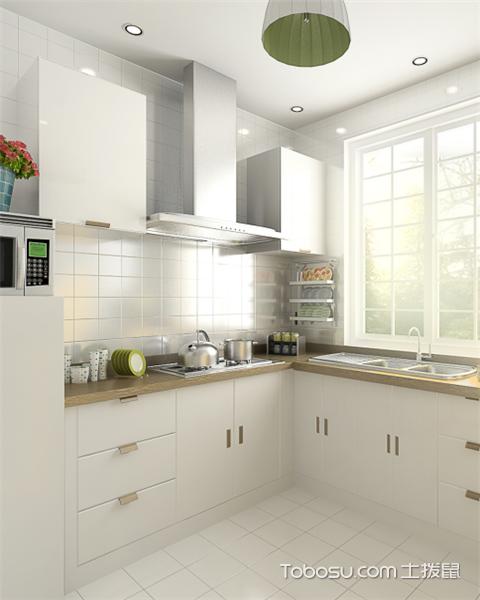 小户型厨房装修有哪些禁忌之忌材料不耐水