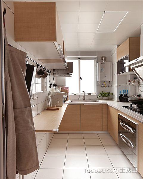 小户型厨房装修有哪些禁忌之餐具暴露在外