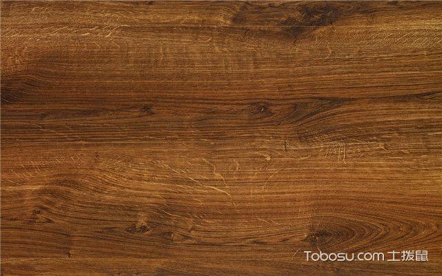 木地板出现刮痕怎么办之补色笔补色