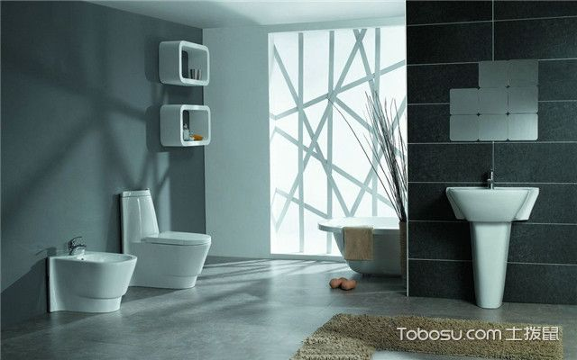 卫生间需要装浴缸吗之可以装浴缸的情况