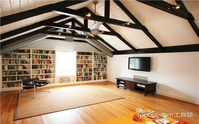 顶层房子的优点之更安静