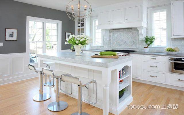 西式厨房装修设计技巧有哪些