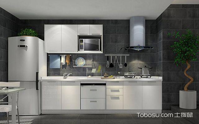 厨房装修风水—厨房4