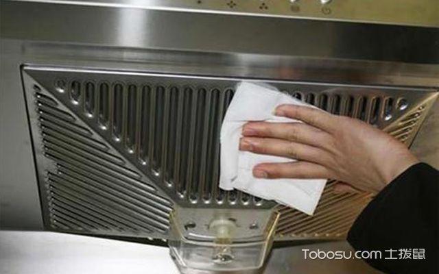 厨房油渍清洗小妙招有哪些