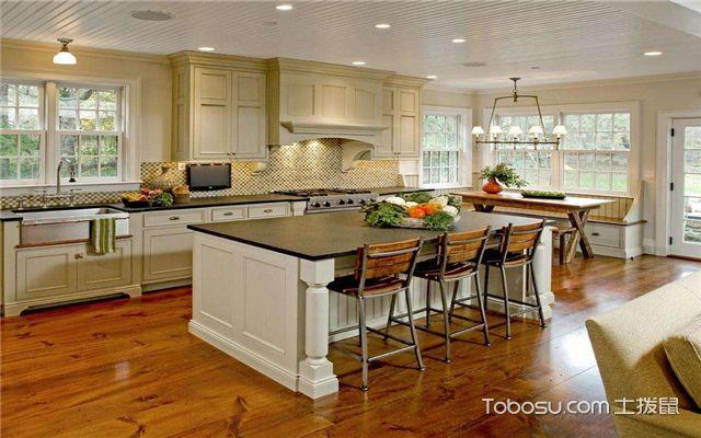 开放式厨房有什么优缺点-节省空间