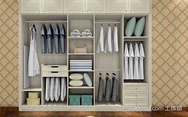 衣柜如何合理布局—案例4