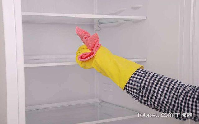 冰箱有异味怎么办—冰箱4