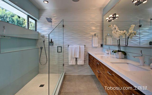 安装浴室玻璃隔断要点有哪些