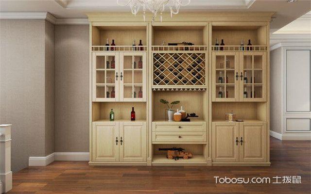 中看不中用的设计之酒柜设计