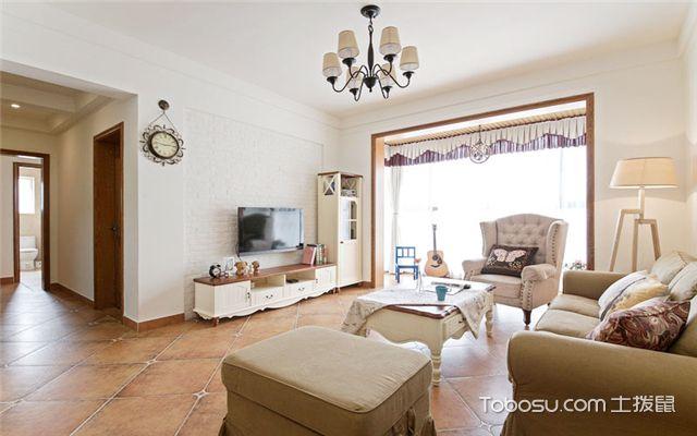 家居空间如何搭配颜色之客厅颜色