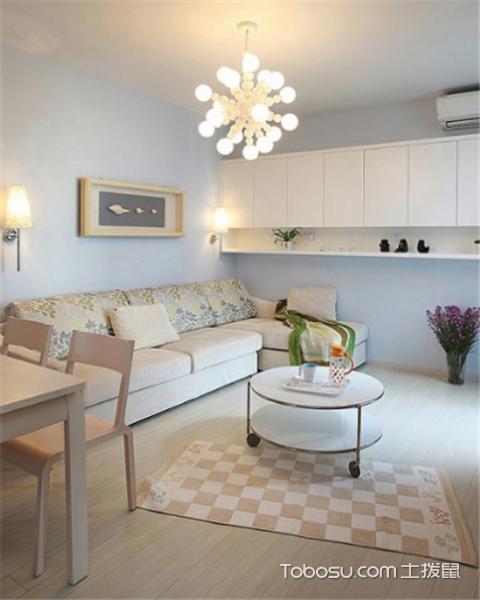 小户型沙发有哪些款式之材质选择
