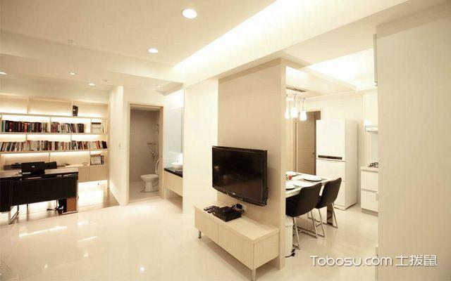客厅电视墙设计技巧介绍
