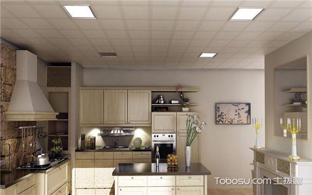 厨卫吊顶材料-铝扣板吊顶
