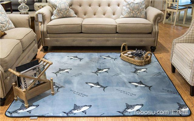 怎么选地毯-根据房间功能选择地毯