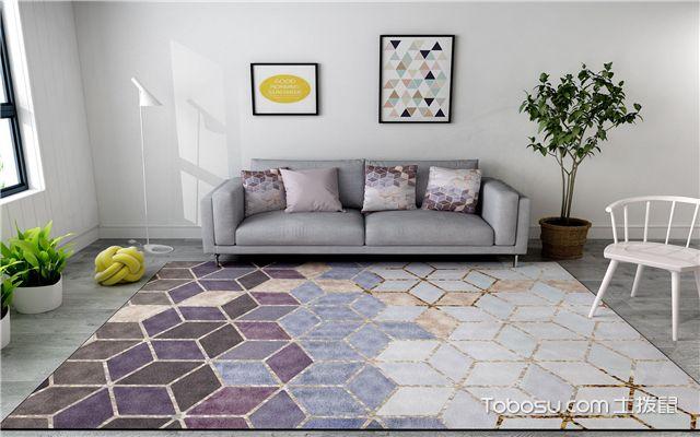 怎么选地毯-注意地毯的尺寸