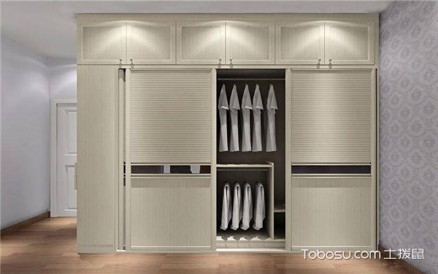 定制衣柜需要注意哪些方面-考虑衣柜安全问题