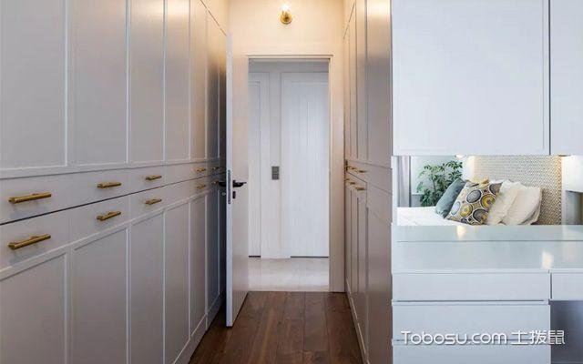 92平米三室一厅装修设计效果图