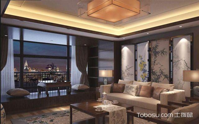 中式客厅应该怎么装修设计