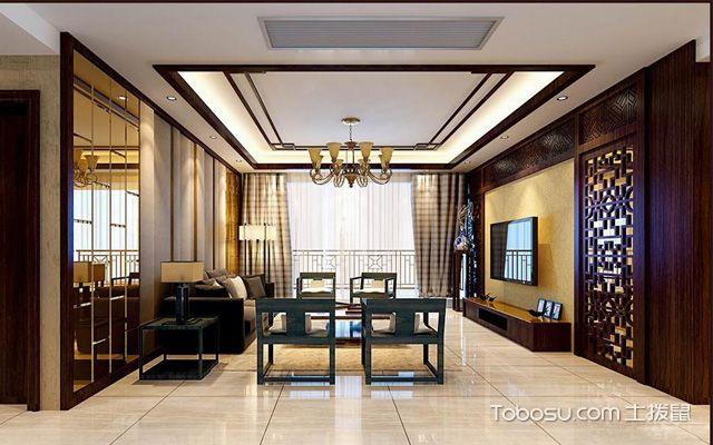 中式客厅装修设计方法是什么