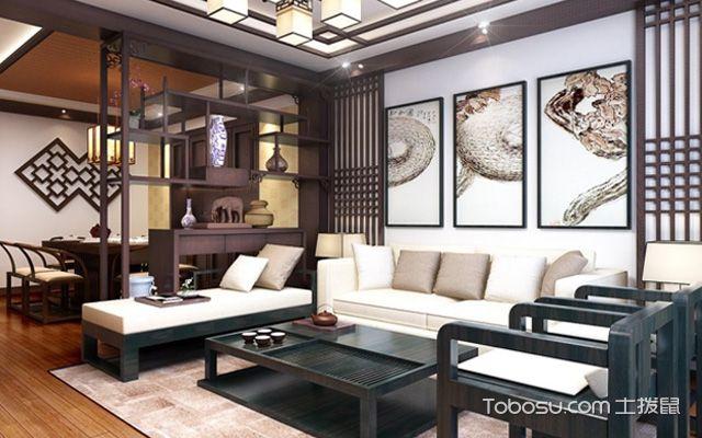 中式客厅装修设计技巧是什么
