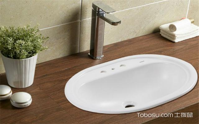 卫浴面盆如何清洁保养之台盆
